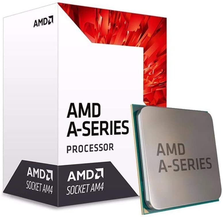 3.10 GHz Processor Socket AM4Retail Pack AMD A8-9600 Quad-core 4 Core