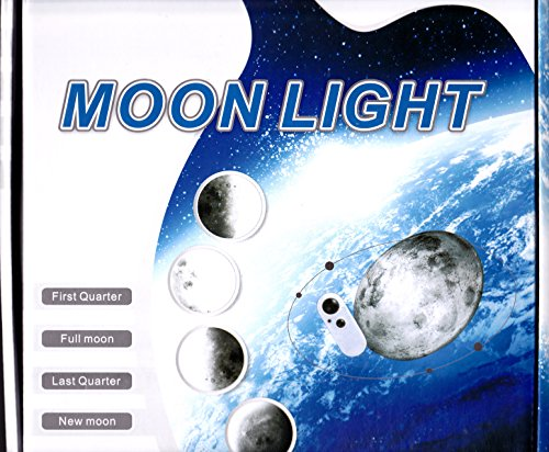 of the moon Educational Night Light ()