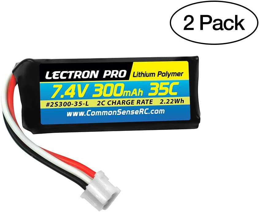 Powerhobby 3S 11.1V 450mAh 30C Lipo Battery Soft Case 3-Cell w JST Connector