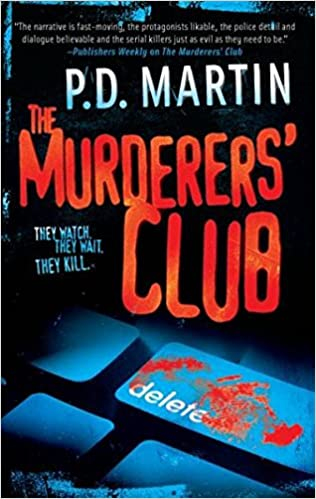 Book The Murderers Club