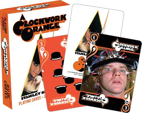 Aquarius A Clockwork Playing Cards