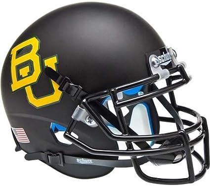 GOLD Schutt XP Mini Helmet BAYLOR BEARS