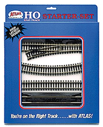 (ATLAS MODEL 88 Code 100 Starter Set N/S HO)