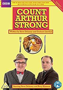 Count Arthur Strong [ NON-USA FORMAT, PAL, Reg.2 Import - United Kingdom ]