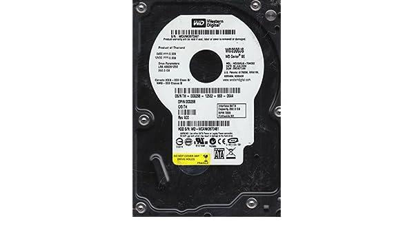 WD2500JS-75NCB2 DCM DSCACTJAA Western Digital 250GB SATA 3.5 Hard Drive