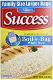 boil in bag pasta - Success Boil-In-Bag White 6 Ct Rice, 32 Ounce