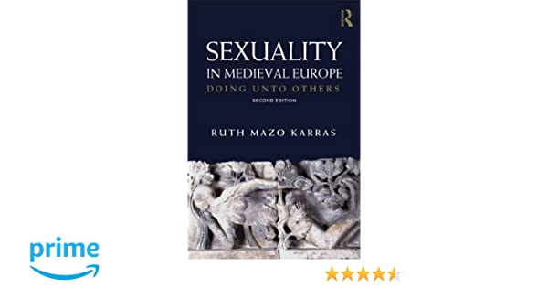 Sexuality in medieval africa books