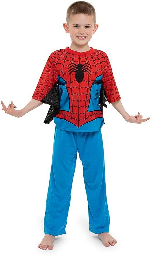 NWT Spiderman Little Boys Red  2 Pc Pajama Set 2T NEW
