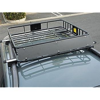 Amazon.com: Highland 1041900 U-Venture Steel Rooftop Cargo