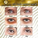 (20 Pairs) Under Eye Mask Collagen Eye Patches 24k