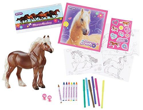 Hot Breyer Horse Crazy Real Horse Craft Acivity Set