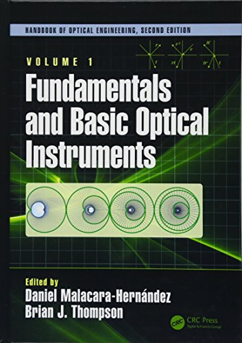 Fundamentals and Basic Optical Instruments (Optical Science and Engineering) (Volume 2)-cover