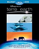 Disneynature : terre / earth (Bilingual) [Blu-ray + DVD]