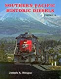 img - for Southern Pacific Historic Diesels Volume 14: Electro-Motive SD45T-2 Locomotives book / textbook / text book