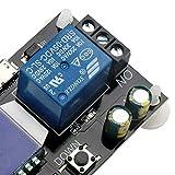 DROK Time Delay Relay, Timer Delay Controller