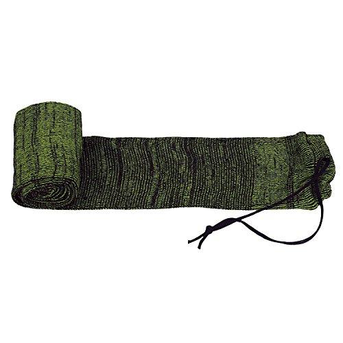 Tourbon Rifle Sack Storage Gun Sock Shotgun Case Sleeve 52 Inch -Green