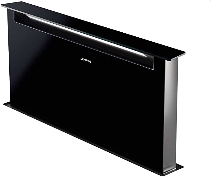Smeg KSDD90VN Mesa Campana extractora Negro Ventilador de mesa campana de estufa: Amazon.es: Grandes electrodomésticos