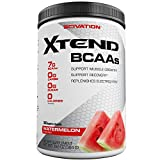 Scivation Xtend BCAA Powder, Branched Chain Amino Acids, BCAAs, Watermelon, 30 Servings