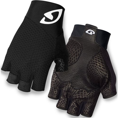 Giro Zero II Glove Black/White, XL - Men's