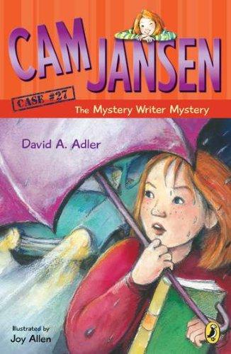 Cam Jansen Mystery Writer 27 product image