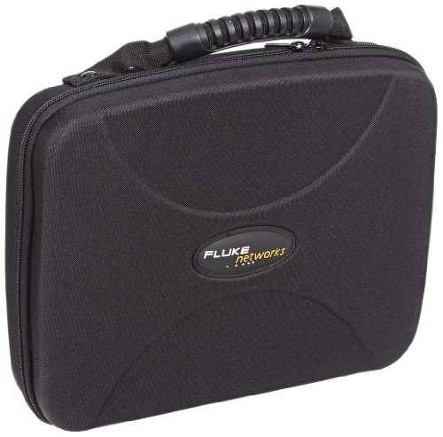 Fluke Networks MS2-CPK Carrying Case for Microscanner2 Network Cable Tester by Fluke Networks