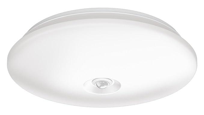 Philips myLiving Mauve - Lámpara de techo de 16 W con LED integrado, 1300 lm