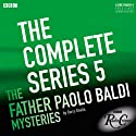 Baldi: Series 5 Audiobook by Simon Brett, Mark Holloway, Martin Meenan Narrated by David Threlfall, Tina Kellegher, T.P. McKenna
