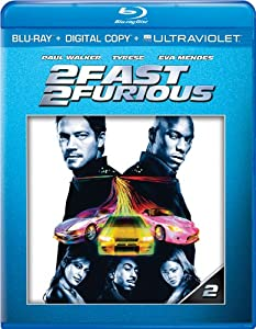 Cover Image for '2 Fast 2 Furious (Blu-ray + Digital Copy + UltraViolet)'