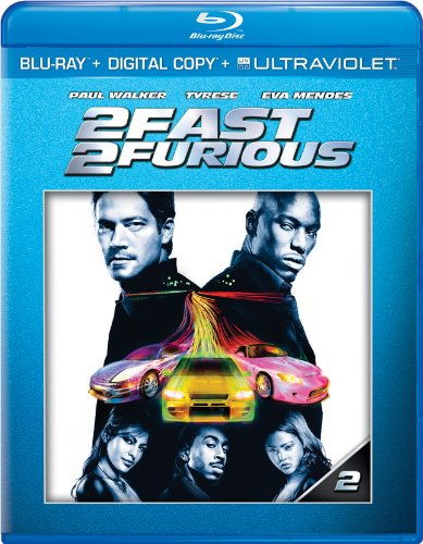 2 Fast 2 Furious (Ultraviolet Digital Copy, Digital Copy, Snap Case, Slipsleeve Packaging)