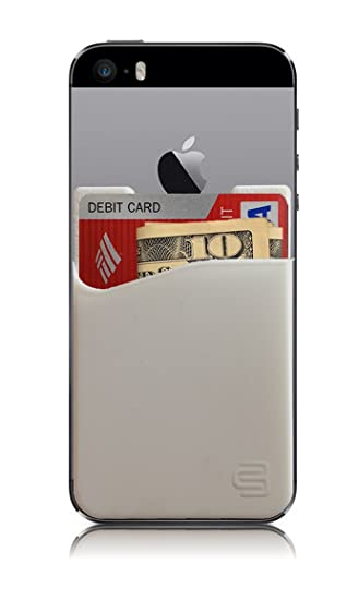 Amazon cardbuddy stick on phone wallet by credit cash and cardbuddy stick on phone wallet by credit cash and business card holder for colourmoves