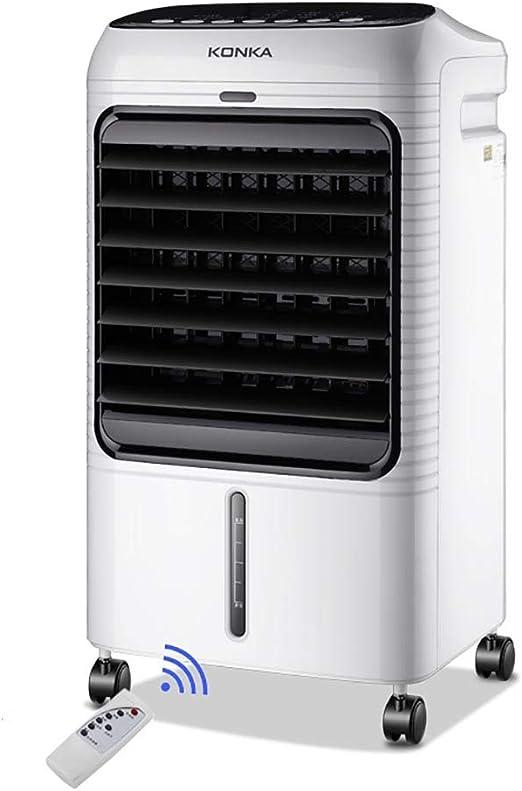 Enfriador de Aire por evaporación portátil con Ventilador y ...