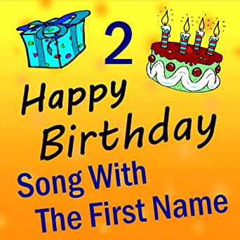 Happy Birthday Dear... (With Space to Sing Name) de Happy