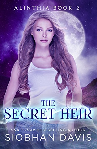 The Secret Heir: A Reverse Harem Paranormal Romance (Alinthia Book 2) cover