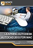 2015 cad software - Learning Autodesk AutoCAD 2015 For Mac [Online Code]