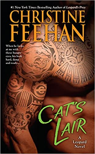 to download free cats lair by christine feehan