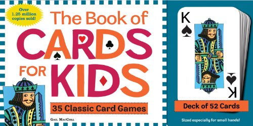 Top card games for families book