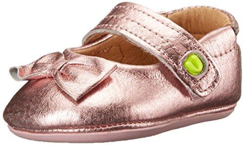 umi Fey Crib Shoe (Infant/Toddler), Rose, 17 EU(2.5 M US Infant)