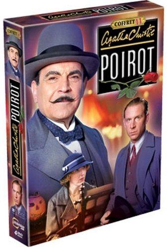Poirot Coffret 11 (4 Films) by Imavision