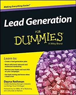 Lead Generation Dummies Dayna Rothman ebook product image