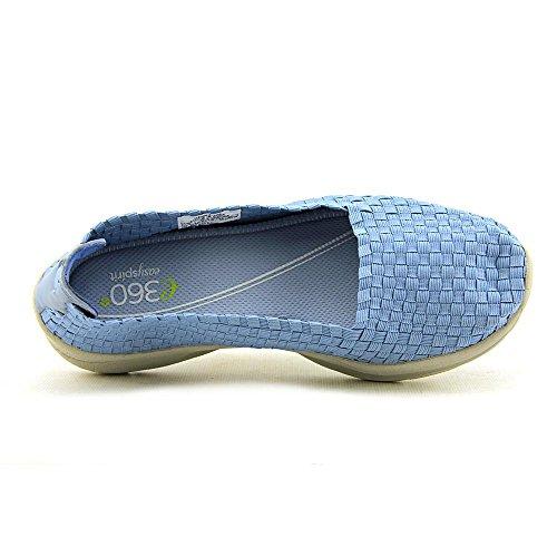 Easy Spirit e360 Quillar Lona Zapatos Planos