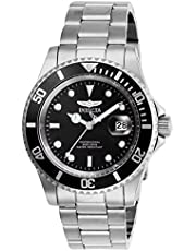 Invicta Men's Pro Diver Quartz Watch Stainless Steel Strap