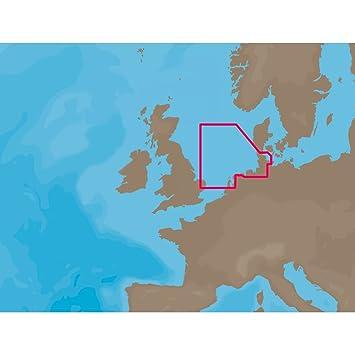 C-MAP - NT+ Wide - Ijmuiden to Esbjerg - C-Card: Amazon.de ...