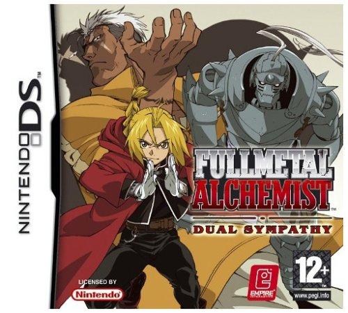 25d636602460e FullMetal Alchemist (Nintendo DS): Amazon.co.uk: PC & Video Games