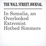 In Somalia, an Overlooked Extremist Hotbed Simmers | Yaroslav Trofimov