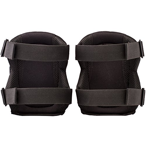 NoCry Professional Knee Pads with Heavy Duty Foam Padding and Comfortable Gel Cushion, Strong Double Straps and Adjustable Easy-Fix Clips by NoCry (Image #6)