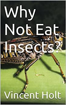 Why Not Eat Insects? by [Holt, Vincent]
