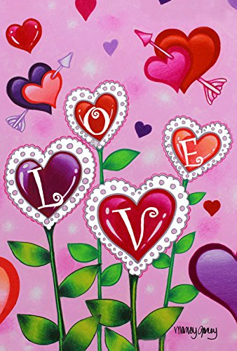 love decorative colorful valentine heart