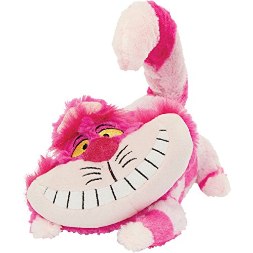 Disney Alice in Wonderland Cheshire Cat Plush Dog Toy by Disney