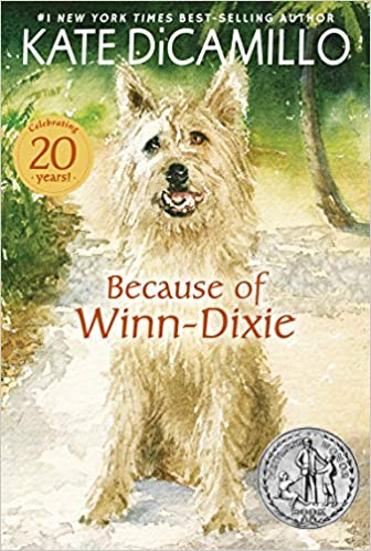 Because of Winn-Dixie: DiCamillo, Kate: 9780763680862: Amazon.com: Books