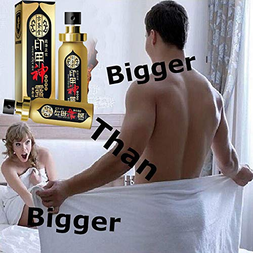 certainPL Male Enlargement Oil Big Penis Oil Essential Oil Pills Increase Sex Delay Men's Penis Care (10ML) by certainPL (Image #1)